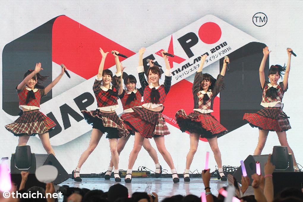 タイでAKB48の公式ファンクラブ始動へ[Japan Expo Thailand 2018]