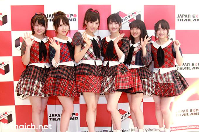 AKB48インタビュー~AKB48とBNK48で合同ライブが出来たら嬉しいな![Japan Expo Thailand 2018]