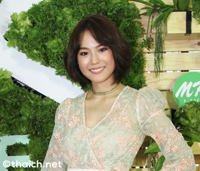 タイ人女優パティ・アンスマーリンが千葉県をPR