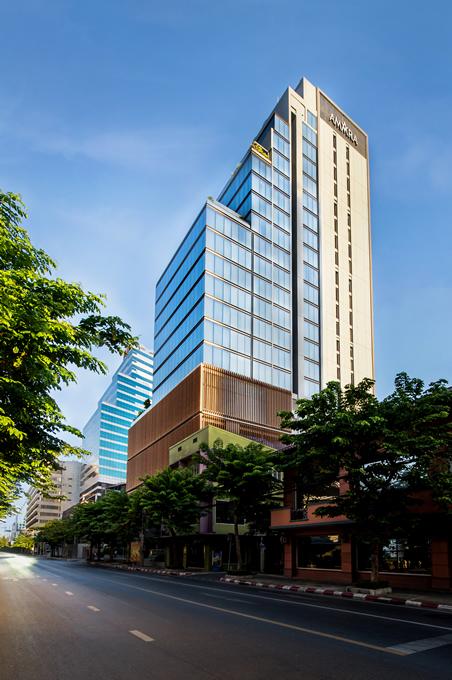「アマラ バンコク ホテル」が春節の特別割引を実施