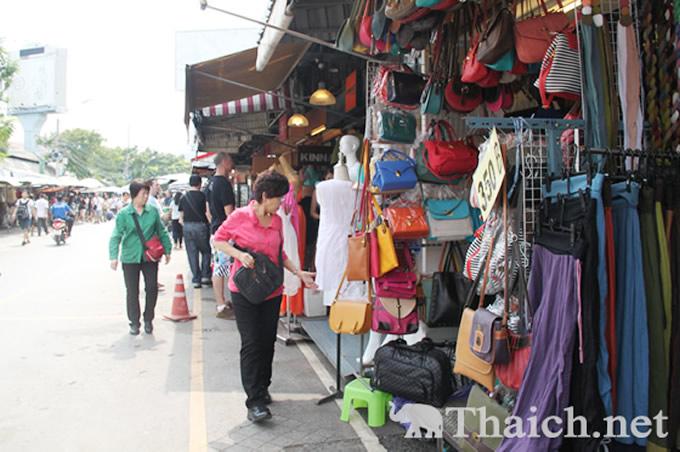 バンコクのウィークエンドマーケットがキャッシュレス化へ