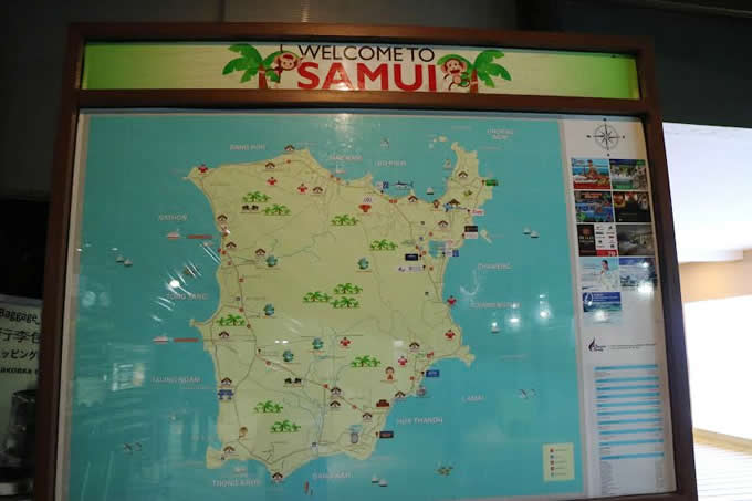 単なる男友達と行くタイのビーチリゾート「サムイ島」