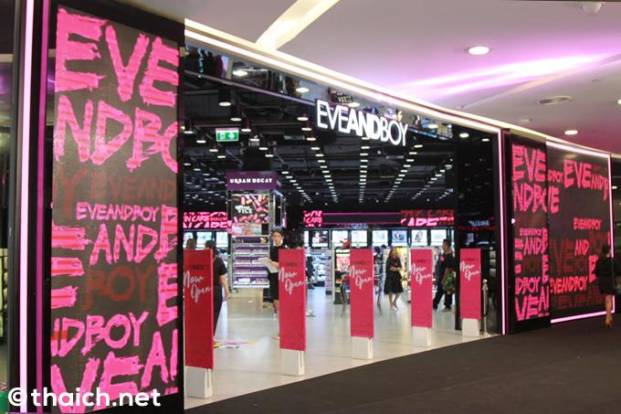 BNK48も祝福!「EVEANDBOY」ファッションアイランド店がグランドオープン
