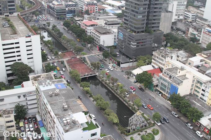 新年のバンコクに大気汚染が戻る