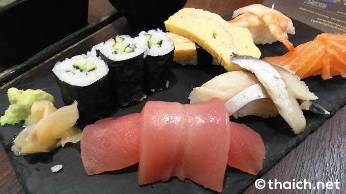 「寿司大(SUSHI-OO)」のネタ2倍の寿司