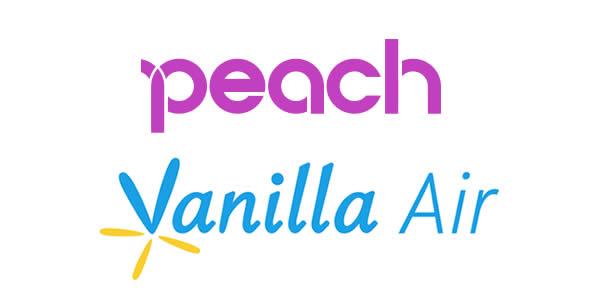 ANA系LCCのピーチとバニラが統合へ