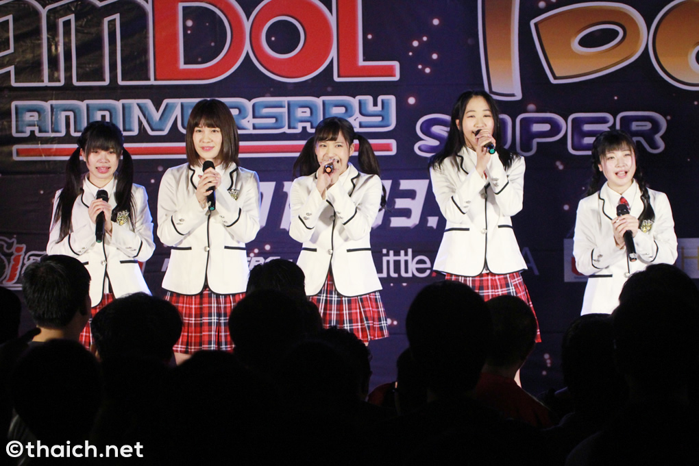 SEVEN4 in バンコク[Siamdol 1st Anniversary IDOL Super Live Thailand × Japan Friendship]
