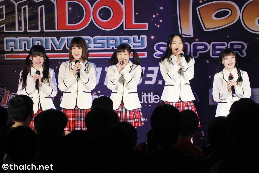 SEVEN4 in バンコク[Siamdol 1st Anniversary IDOL Super Live Thailand × Japan Friendship]