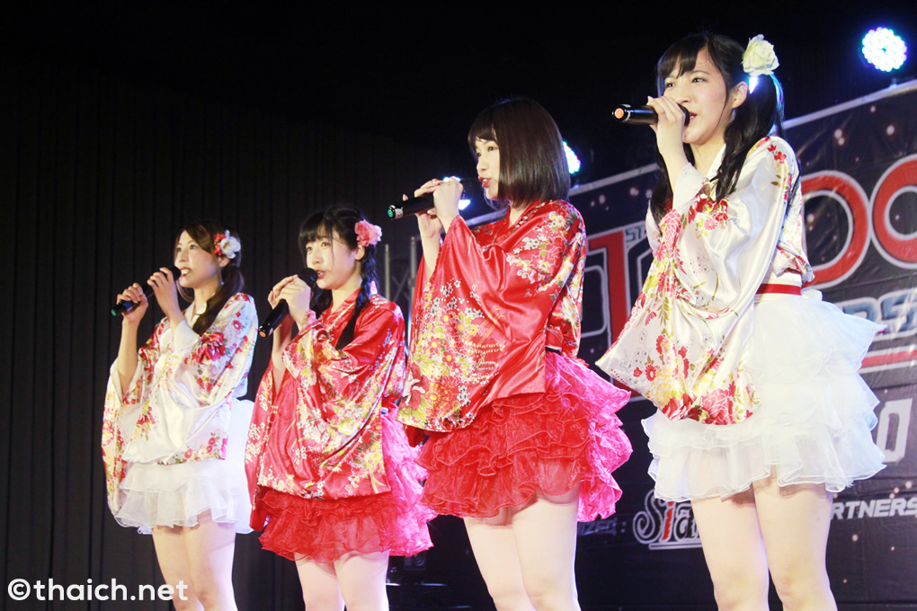 SPRING CHUBIT in バンコク[Siamdol 1st Anniversary IDOL Super Live Thailand × Japan Friendship]