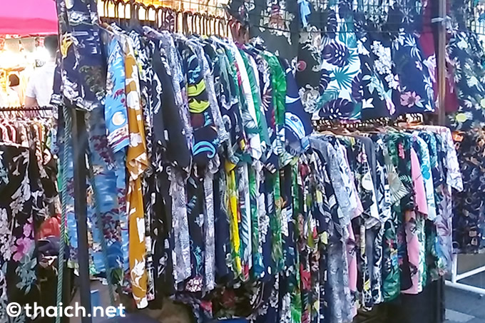 タイではアロハシャツが大ブレイク!?