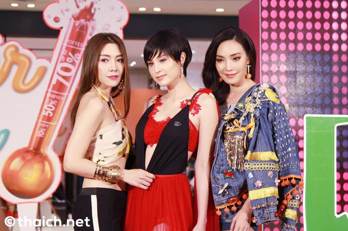 タイは夏に突入!「ROBINSON SUMMER HOLIDAY」ファッションショー