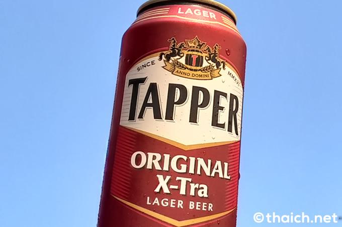 TAPPER:タイの新しいビールが新登場!アルコール度数は6.5%