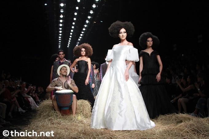「Tube Gallery」ファッションショー[Bangkok International Fashion Week 2018]