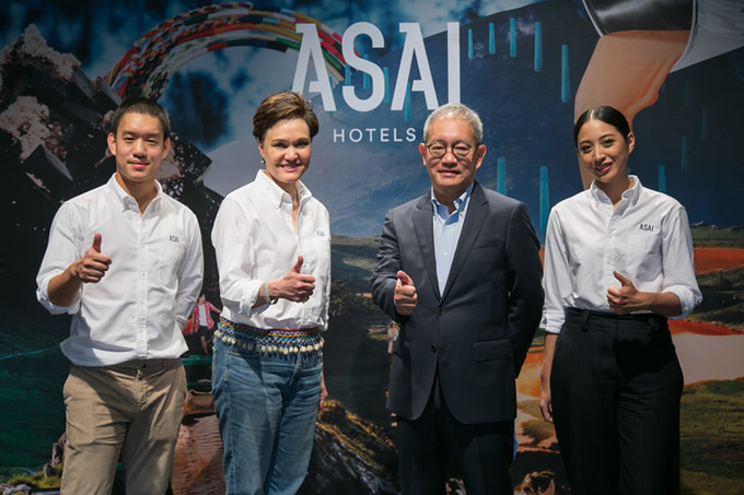 ASAI(アサイ):デュシット インターナショナルが新ホテルブランド発表