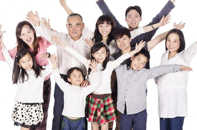 タイで4月14日は家族の日