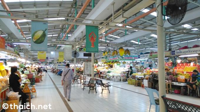 オートーコー(農業協同組合)市場