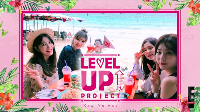 韓流ガールズグループ「Red Velvet」がタイに女子旅へ! dTVで日本初配信決定