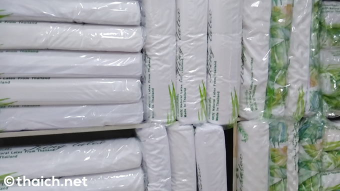 中国人観光客はタイでラテックス枕を買う!その理由は・・・