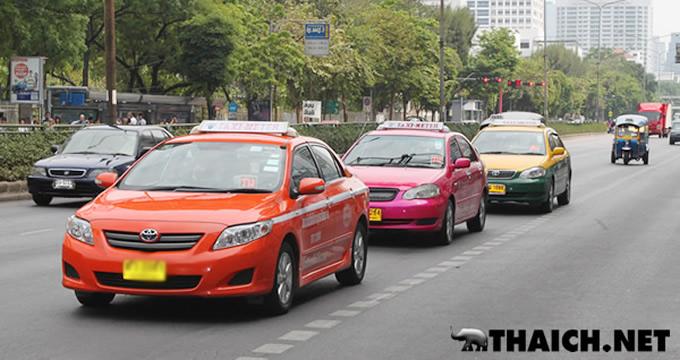 バンコクのタクシー車内でアダルトビデオを流した変態運転手を摘発