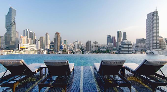 「バンコク・マリオット・ホテル・ザ・スリウォン」が誕生