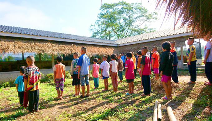 タイの児童養護施設「虹の学校」、突如退去を迫られて存続の危機‼