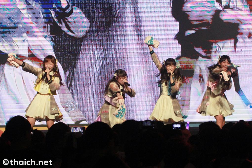 日タイ混合アイドル「SIAM☆DREAM」、日本での初ライブが決定!