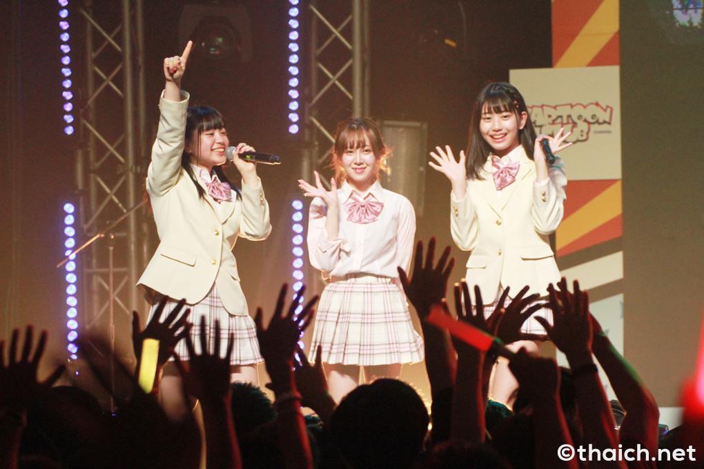 東京flavor、メジャーデビューしてタイのステージへ再び[ASIA COMIC CON 2018]