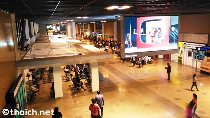 ドンムアン空港のトイレを1000台増設へ