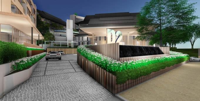 タイ・クラビにデュシットブランドでは2軒目となる「デュシットD2 アオナン」を2018年末開業