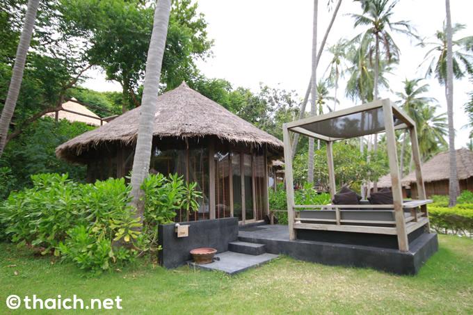 現実から離れた「Getaway Villa」に宿泊~タオ島「ハーティエン ビーチ リゾート」