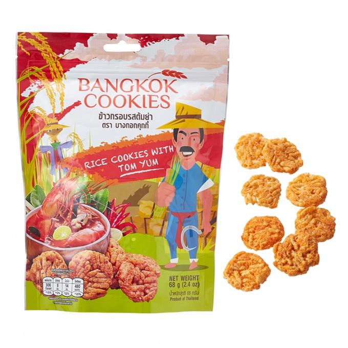 タイ料理トムヤムのライスクッキーなど、PLAZAにアジアのおいしいスナックやフードが大集合!