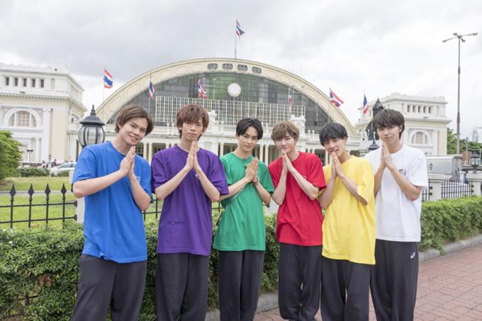 「超特急と行く!食べ鉄の旅 タイ編」が2018年10月放送開始