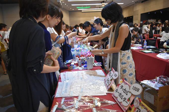 「タイ国日本人会 第47回チャリティーバザー」が2018年10月21日開催