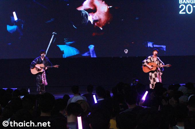 Yuru(ゆる)が歌う「バンコク日本博2018」のテーマ曲「未来を描いて」