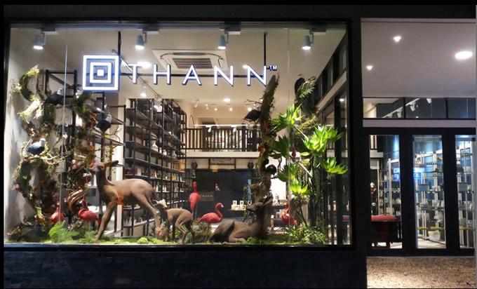 タイ発スキンケアブランド「THANN」旗艦店がチェンマイでオープン