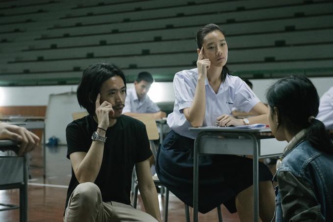 大ヒット中のタイ映画「バッド・ジーニアス 危険な天才たち」主演オークべッブ・チュティモンが緊急来日