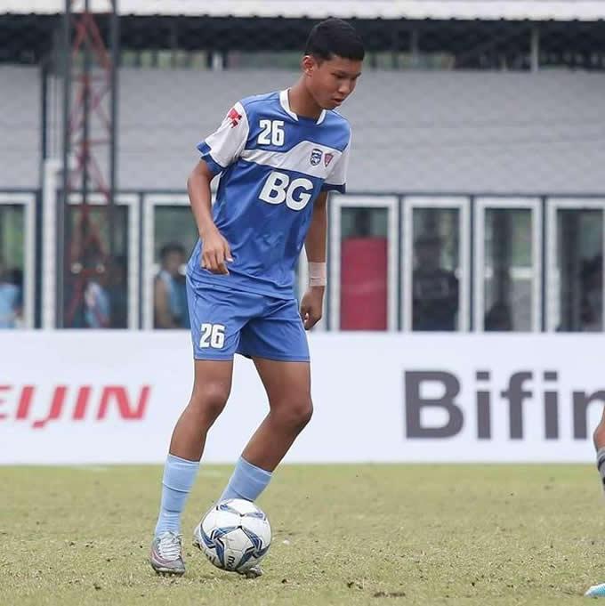 ウティポン・チャイヨ(Wutiporn Chaiyo)選手