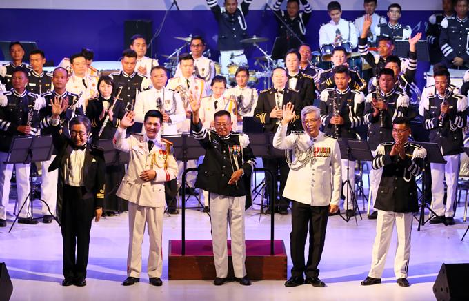 コンサート・合同演奏(ミャンマー2017)