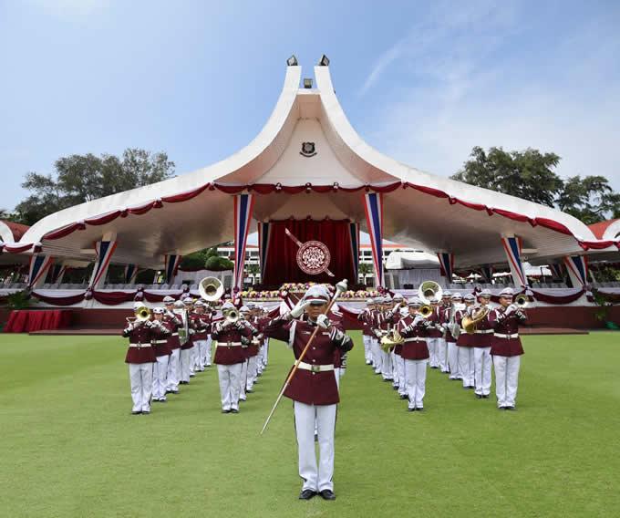 タイ国家警察音楽隊