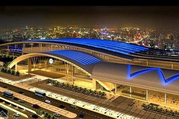 タイ国鉄バンコク・バンスー中央駅は2021年1月オープン