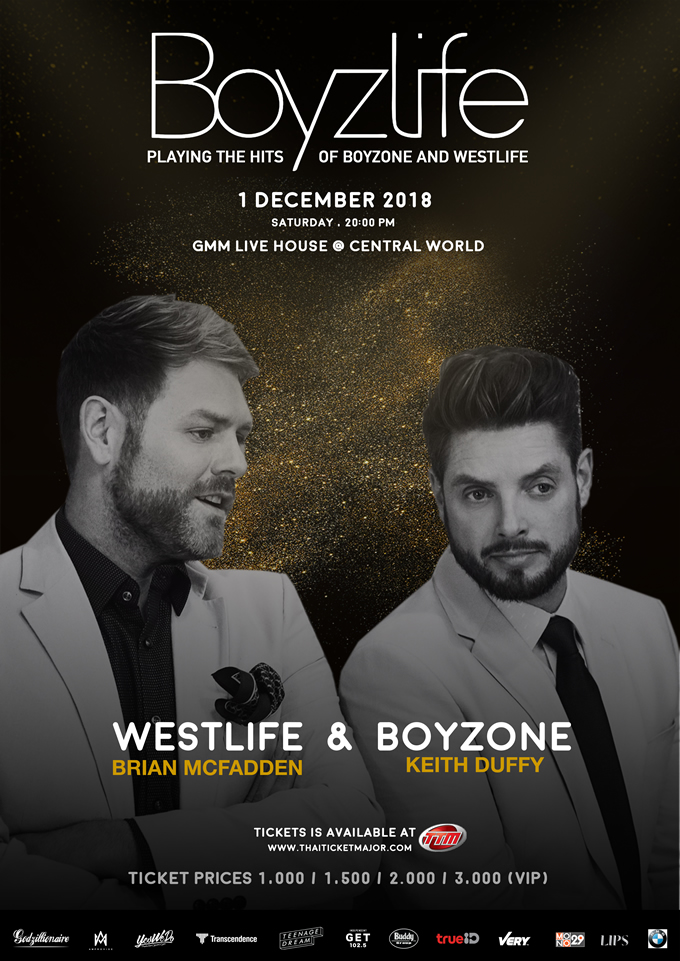 Boyzlife Playing the hits of Boyzone and Westlife