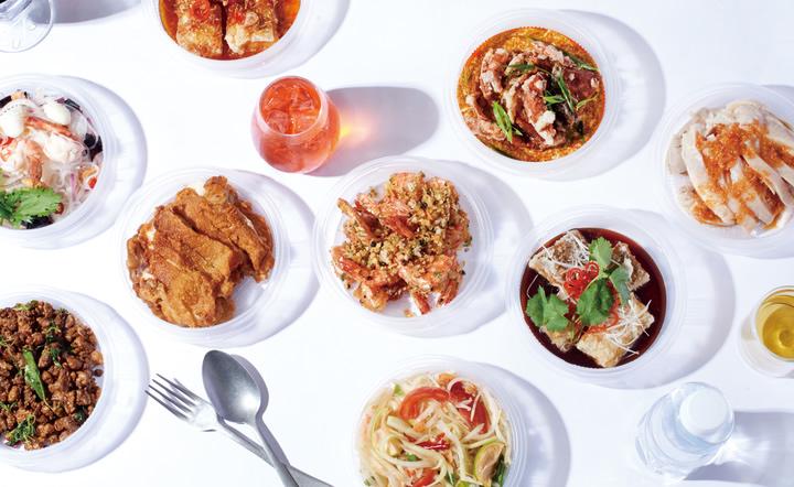 バンコク発のタイ料理レストラン「マンゴツリー」が神奈川・川崎に出店