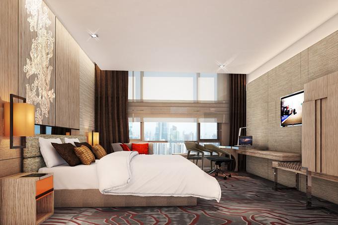「ホテル・ニッコー・バンコク」2019年2月1日からの宿泊予約を開始