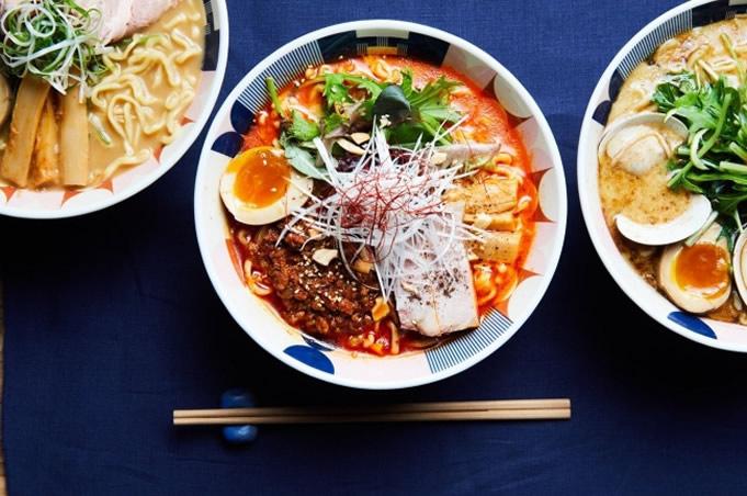 「東京豚骨ラーメン 屯ちん」がタイ・バンコクへ進出、2019年上旬にタイ1号店をオープン