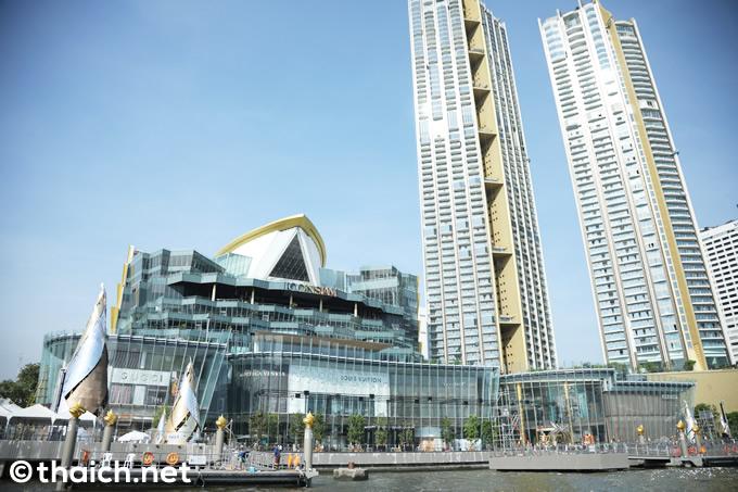 バンコクに日系のデパートはありますか?
