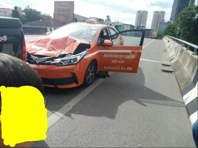 【恐怖】タクシー乗車中、事故に遭う!~本当の恐怖は事故の後に待ち構えてい た~