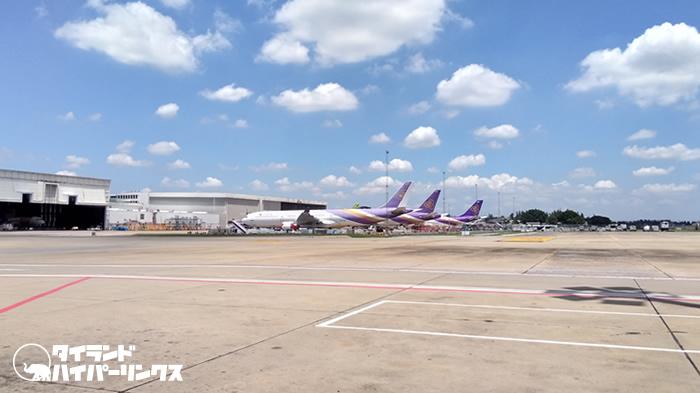 ドンムアン空港の滑走路が補修工事で閉鎖、フライト遅延に注意 1月29日~2月1日