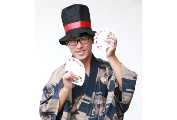 タイ住みます芸人「Tの極み」タイ全土マジック武者修行へ!