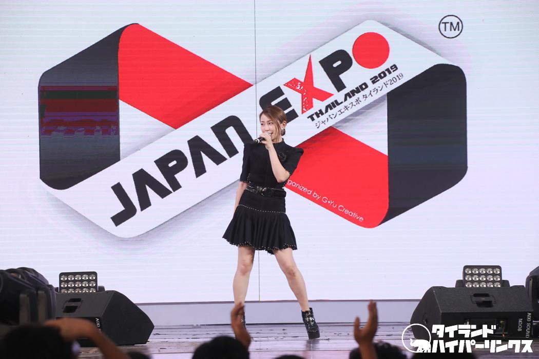 吉川友、2019年「JAPAN EXPO THAILAND」に再び登場!