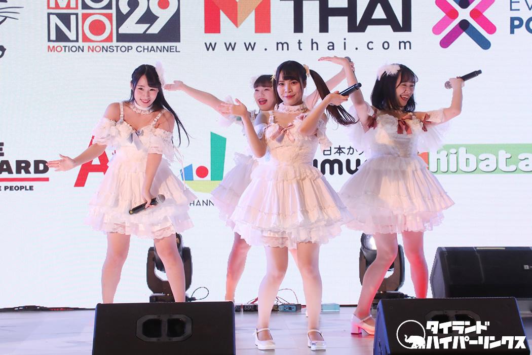 POPUP、メンバー全員でタイ・バンコクのステージへ![JAPAN EXPO THAILAND 2019]